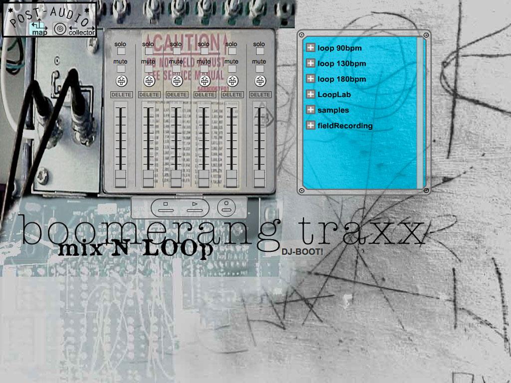 2005 – « Post-Audio_NetLab »