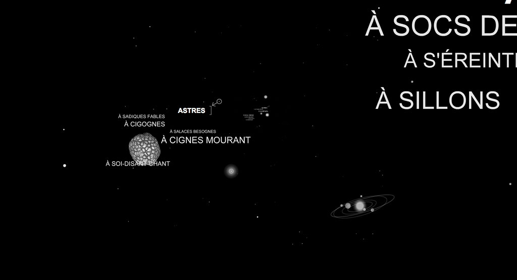 2006 – « Astres / Stars »
